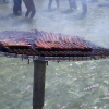 Loisirs guadeloupe barbecue dans l eau marcobay 23032014 16