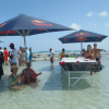 Loisirs guadeloupe barbecue dans l eau marcobay 23032014 6